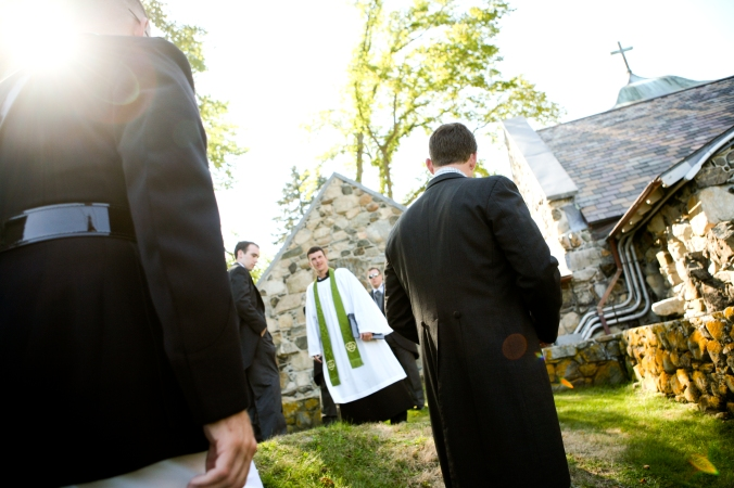 Marriage Wedding Officiant Minister Church Groom Groomsmen